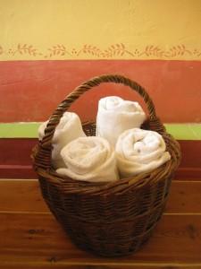 Overnachten in Maastricht met elke dag verse, schone handdoeken