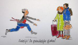 Betaald Verlof, Tefaf Maastricht 2016